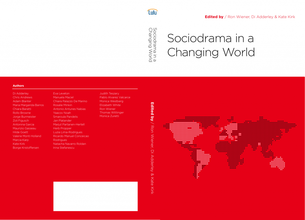 Coperta Sociodrama in a Changing World